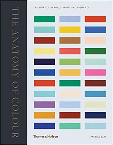 The Anatomy of Color Book Cover
