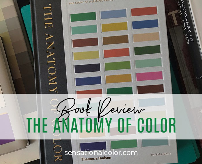 The Anatomy of Color Book Review