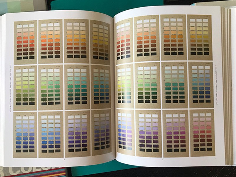 The Anatomy of Color Patrick Baty 1